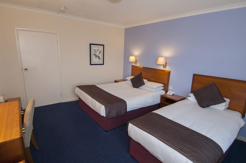 Epping Hotel Bedroom
