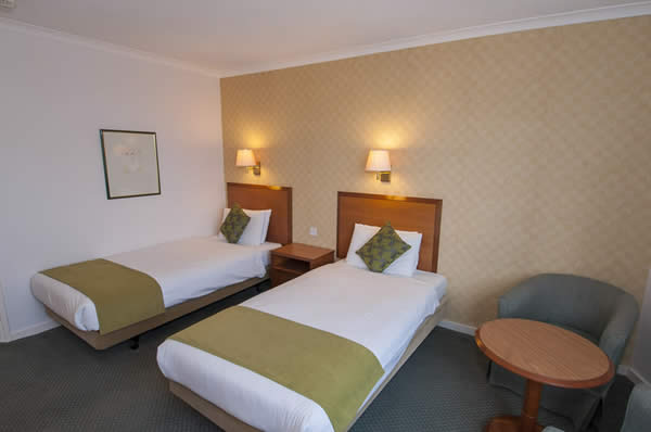 Twin Hotel Room Epping